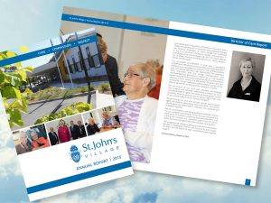 St. John's Village Annual Report 2015