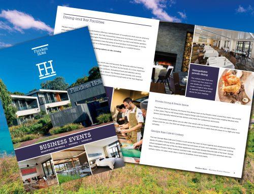 Flinders Hotel Business Events Planner