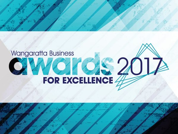 Business Wangaratta Awards for Excellence 2017 – Purple Possum Design – Graphic Design Wangaratta