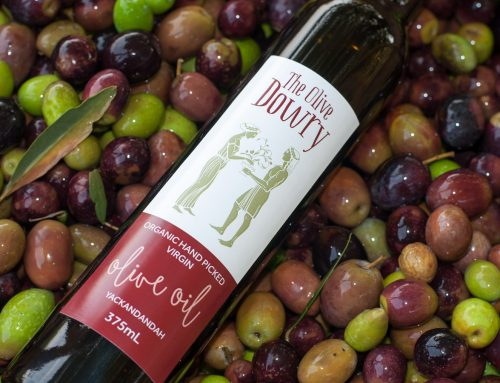 The Olive Dowry Labels
