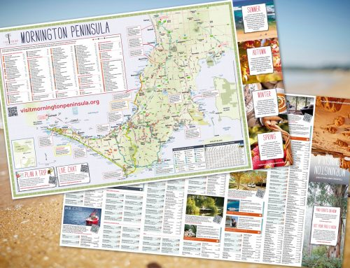 Mornington Peninsula Official Touring Maps