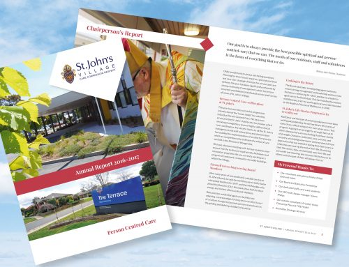 St. John's Village Annual Report 2017