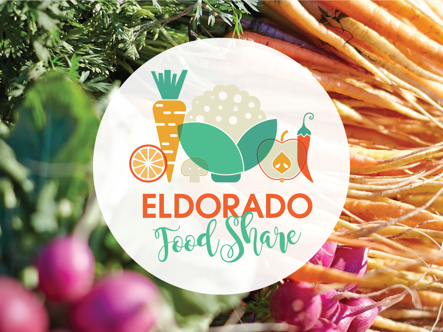 Eldorado Food Share – Purple Possum Design – Graphic Design Wangaratta