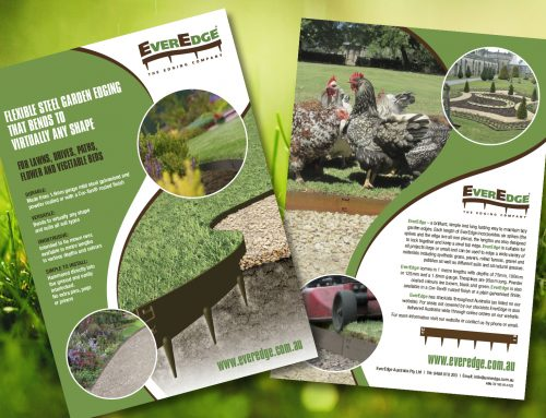 EverEdge A4 Flyer
