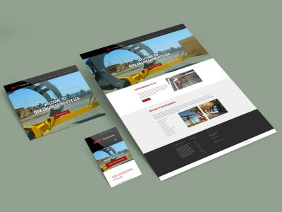 Purple Possum Design – Web Design Wangaratta – GSM Engineering
