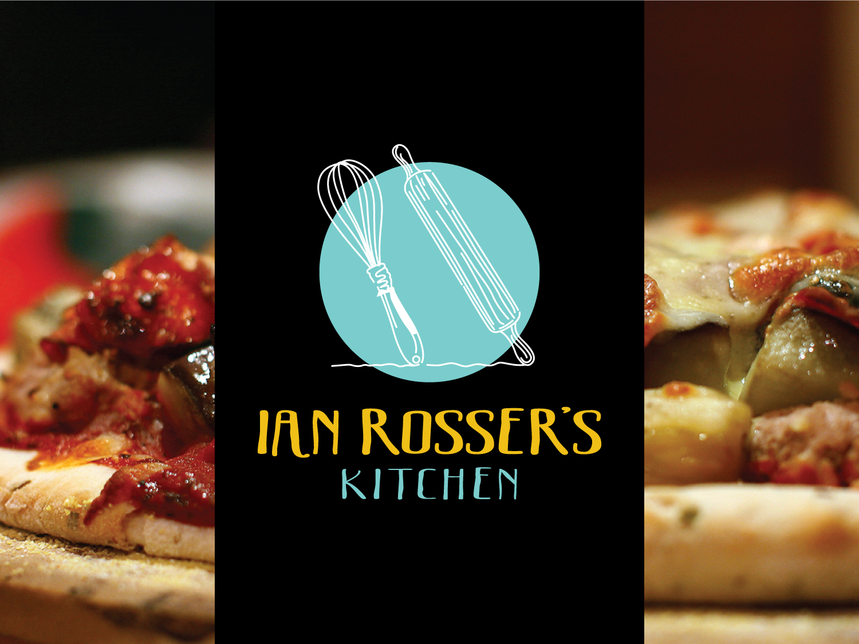 Ian Rosser's Kitchen – Purple Possum Design – Graphic Design Wangaratta