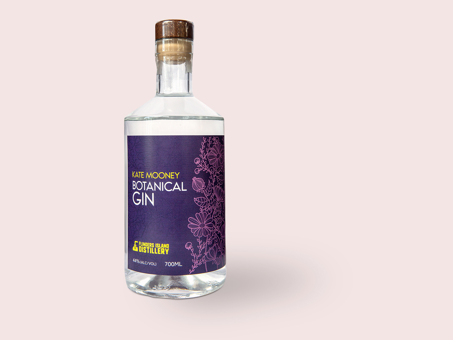 Purple Possum Design – Graphic Design Wangaratta – Kate Mooney Gin