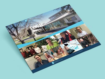 Purple Possum Design – Web Design Wangaratta – Kellock Lodge Annual Report 2018