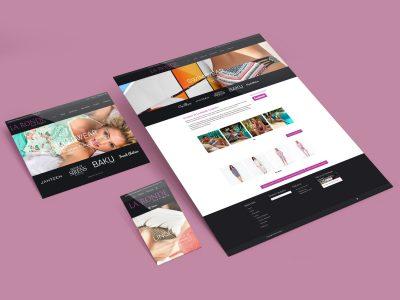 Purple Possum Design – Web Design Wangaratta – La Ronde Lingerie