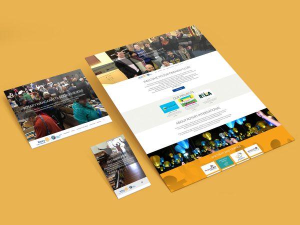 Purple Possum Design – Web Design Wangaratta – Rotary Wangaratta